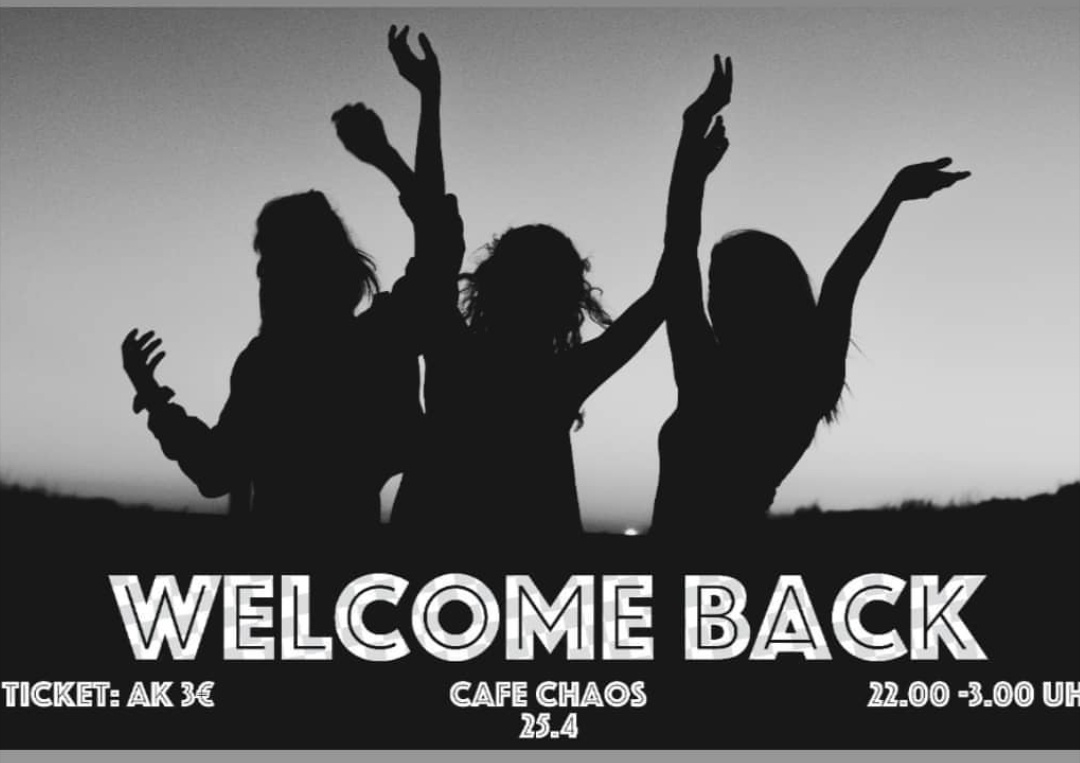 Welcome Back im Chaos – AStA